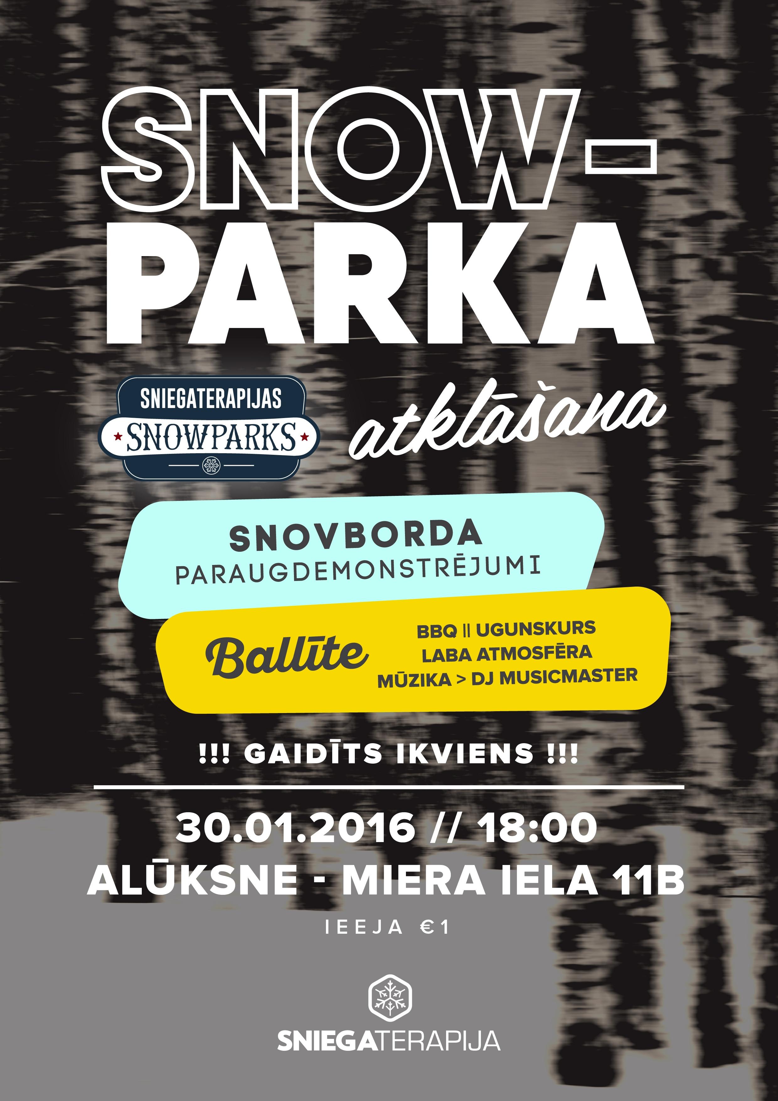 ST Parka Party