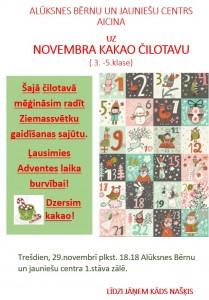 novembra cilotava
