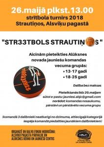Stritbols Strautinos
