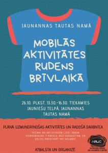 Mobilās aktivitātes