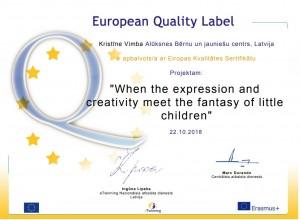 Eiropas serttifikats